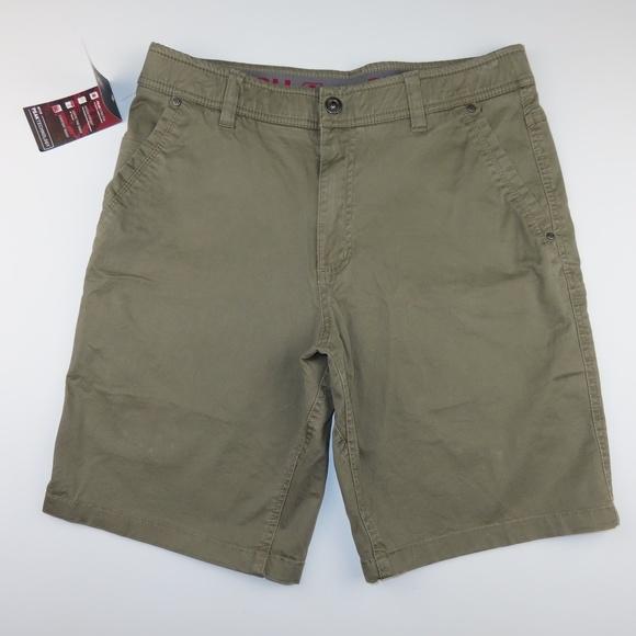 Swiss Tech Other - Swiss Tech NWT Utility Shorts Size 34